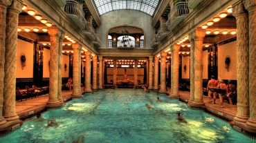 Gellért Baths Budapest