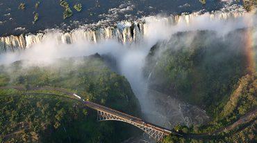 Victoria Falls <br>Chamabonda Safari